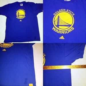 Men's  basketball Golden State Warriors NBA Adidas